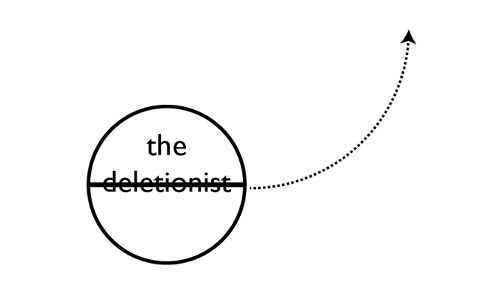 The Deletionist icon
