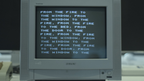 Nanowatt running on a VIC-20