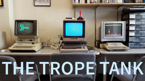 Trope Tank computers at work
