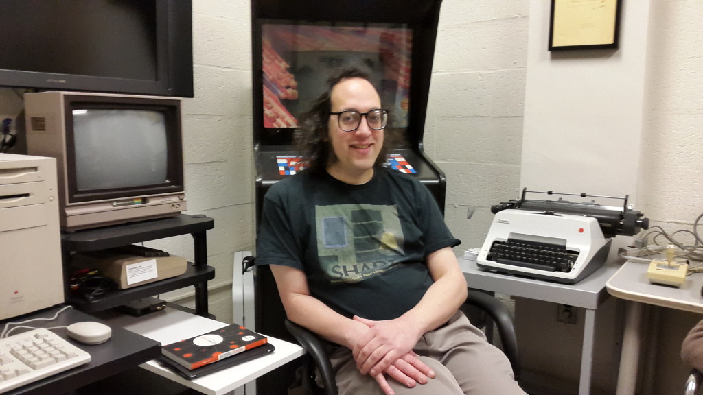 Andrew Plotkin, Writer in Residence at the Trope Tank for Spring 2015