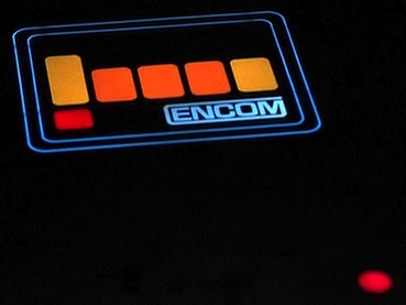 Encom (logo from Tron still)
