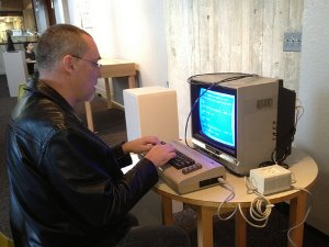Setting up the C64