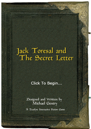 Jack Toresal and The Secret Letter