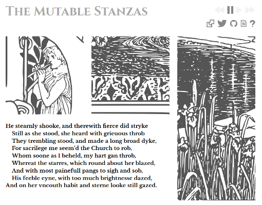 The Mutable Stanzas