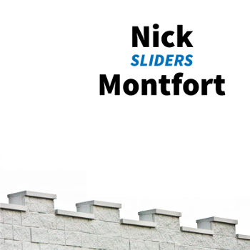 Sliders front cover, with battlements